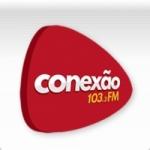 Logo da emissora Rádio Conexão 103 FM