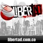 Logo da emissora Radio Libertad 1520 AM