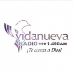 Logo da emissora Radio Vida Nueva 1490 AM