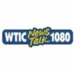 Logo da emissora Radio WTIC 1080 AM