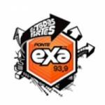 Logo da emissora Radio EXA 93.9 FM