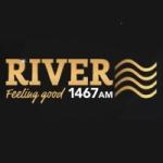 Logo da emissora Radio River 1467 AM