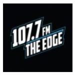 Logo da emissora WFCS 107.7 FM