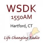 Logo da emissora Radio WSDK 1550 AM