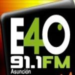 Logo da emissora Radio Estacion 40 91.1 FM