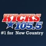 Logo da emissora Radio WDBY 105.5 FM