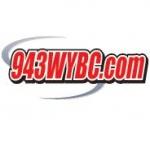 Logo da emissora WYBC 94.3 FM