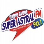Logo da emissora Rádio Super Astral