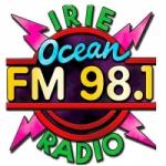 Logo da emissora Radio WOCM 98.1 FM
