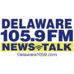 Logo da emissora Radio WXDE 105.9 FM