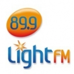 Logo da emissora Radio Light 89.9 FM