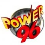 Logo da emissora WPOW 96.5 FM