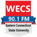 Logo da emissora Radio WECS 90.1 FM