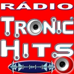 Logo da emissora Rádio Tronic Hits