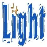 Logo da emissora Rádio Light FM