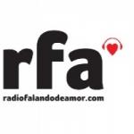 Logo da emissora Rádio Falando de Amor