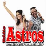 Logo da emissora Rádio Astros do Sertanejo