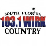 Logo da emissora Radio WIRK 103.1 FM