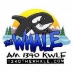 Logo da emissora KWLE 1340 AM