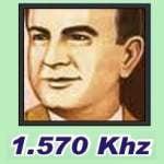 Logo da emissora Rádio Zequinha de Abreu 1570 AM