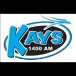 Logo da emissora Radio KAYS 1400 AM
