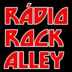 Logo da emissora Rádio Rock Alley