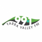 Logo da emissora Radio Yarra Valley 99.1 FM