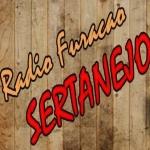 Logo da emissora Rádio Furacão Sertanejo