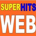 Logo da emissora Rádio Super Hits Web