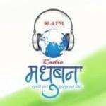 Logo da emissora Radio Madhuban 90.4 FM