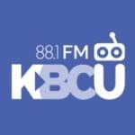 Logo da emissora Radio KBCU 88.1 FM
