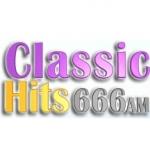 Logo da emissora Radio Classic Hits 666 AM