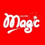 Logo da emissora Radio Magic 102.9 FM