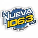 Logo da emissora Radio WRAZ 106.3 FM