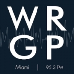 Logo da emissora Radio WRGP The Roar 88.1 FM