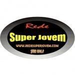 Logo da emissora Rede Super Jovem Web