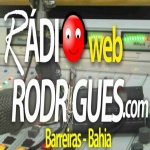 Logo da emissora Rádio Web Rodrigues