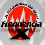 Logo da emissora Rádio Frequência X