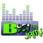 Logo da emissora WBGA 92.7 FM
