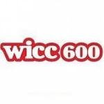 Logo da emissora Radio WICC 600 AM