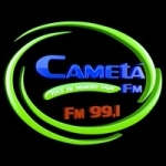 Logo da emissora Rádio Cametá 99.1 FM