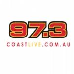 Logo da emissora Radio Coast Live 97.3 FM