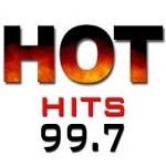 Logo da emissora Radio Hot Hits 99.7 FM