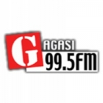 Logo da emissora Radio Gagasi 99.5 FM