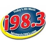 Logo da emissora WILI 98.3 FM I-98