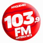 Logo da emissora Rádio Antena 103.9 FM
