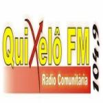 Logo da emissora Rádio Quixelô 104.9 FM