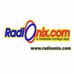 Logo da emissora Rádio Onix