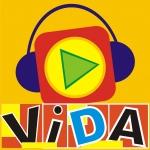 Logo da emissora Vida Webrádio