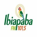 Logo da emissora Rádio Ibiapaba 101.5 FM